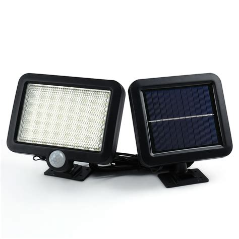 Solar Led Powered Wall Light Garden Outdoor Infrared Sensor Motion Detection New 677545784230 Ebay.html