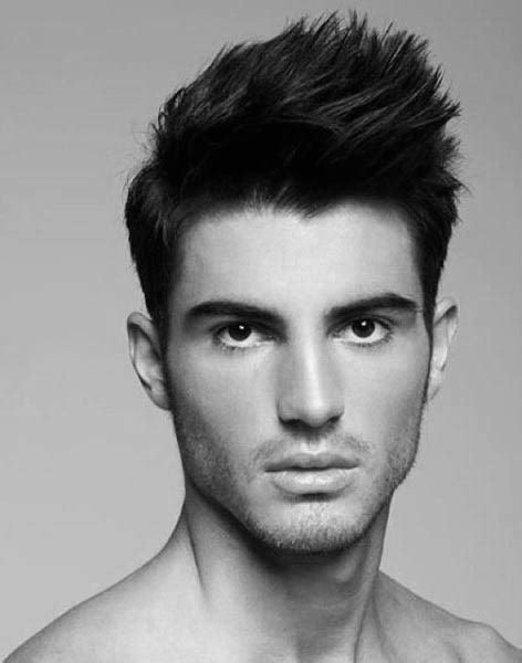 75 men medium hairstyles thick hair manly cut
