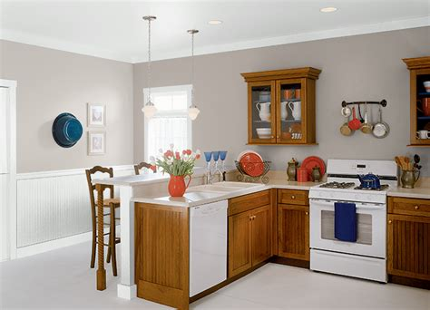 kitchen colors burnished clay ppu18 09 park