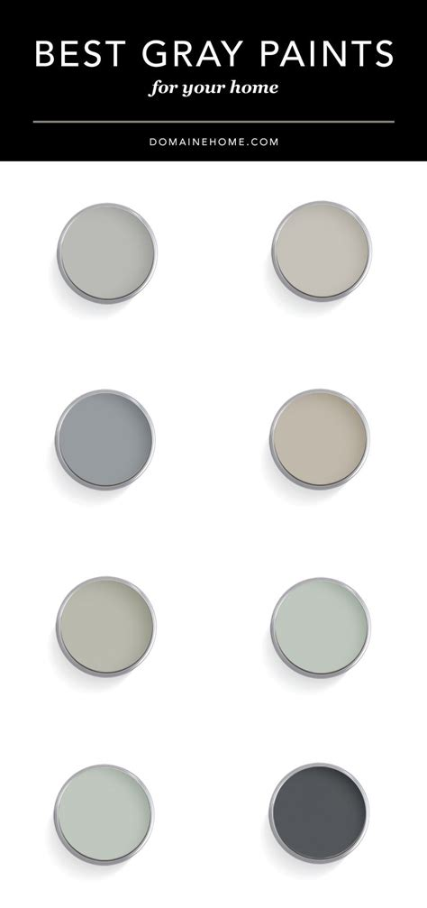 top designers share favorite gray paint colors