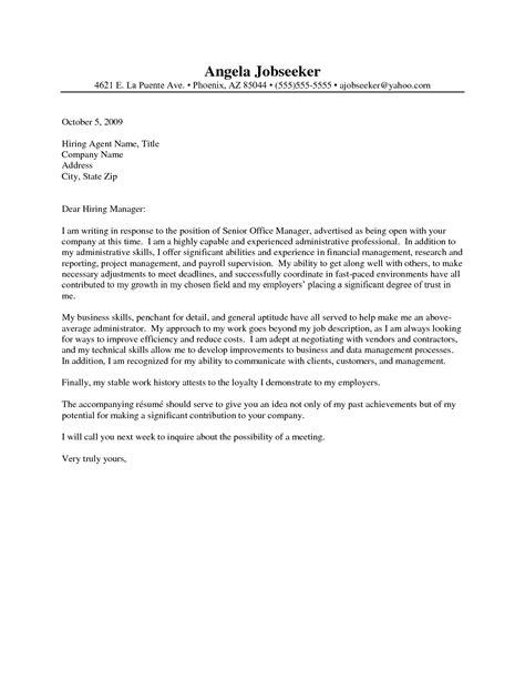 administrative assistant cover letters 2016 slebusinessresume slebusinessresume