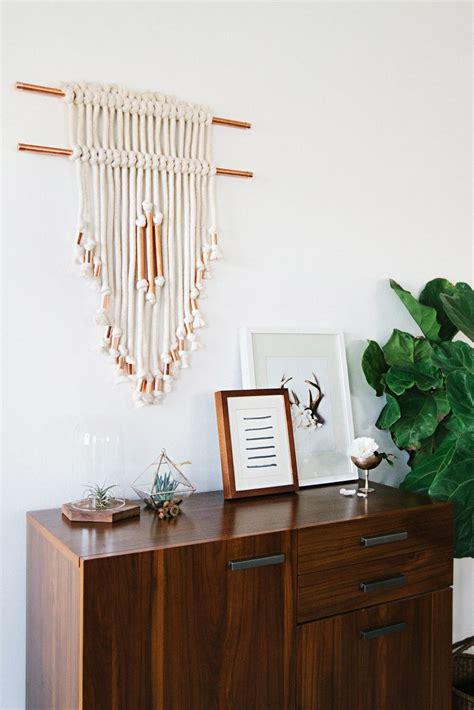 20 easy wall hanging ideas abeautifulmess