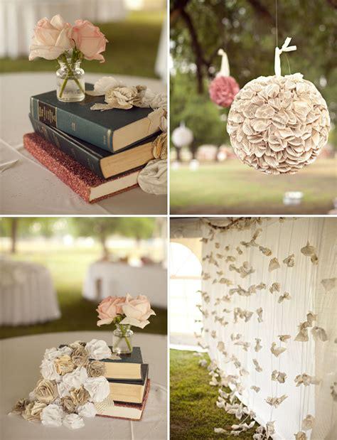 oklahoma diy wedding book lovers