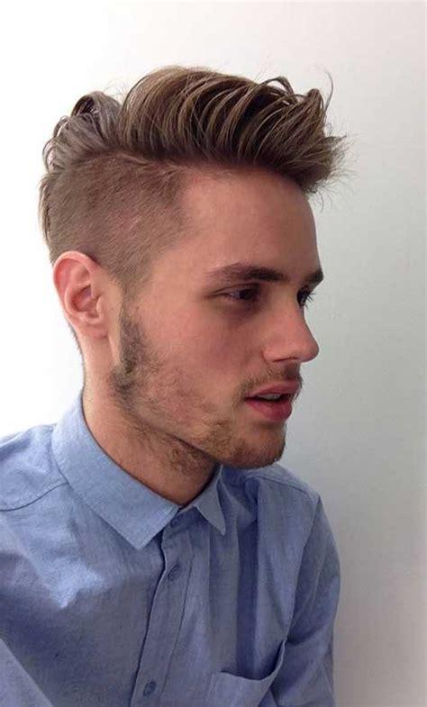 10 modern short hairstyles men mens hairstyles haircuts