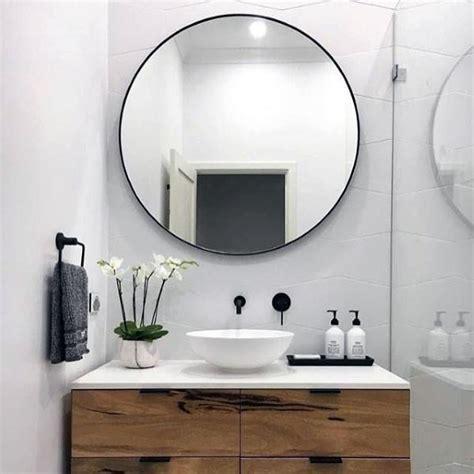 top 50 bathroom mirror ideas reflective interior