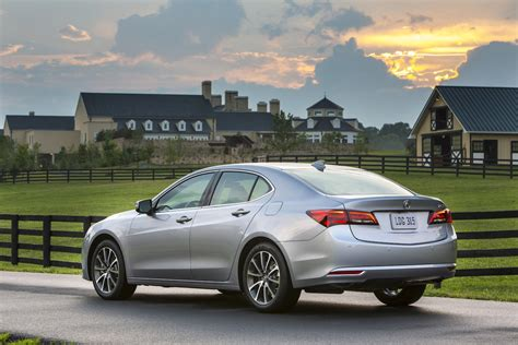 2015 acura tlx drive motor trend