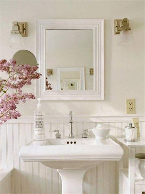 30 collection french bathroom mirrors