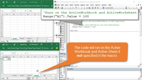 vba assumes active workbook active worksheet excel excel