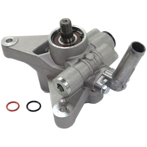 power steering pump acura mdx honda pilot cl