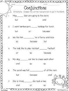 19 year 1 english worksheets images teaching grade