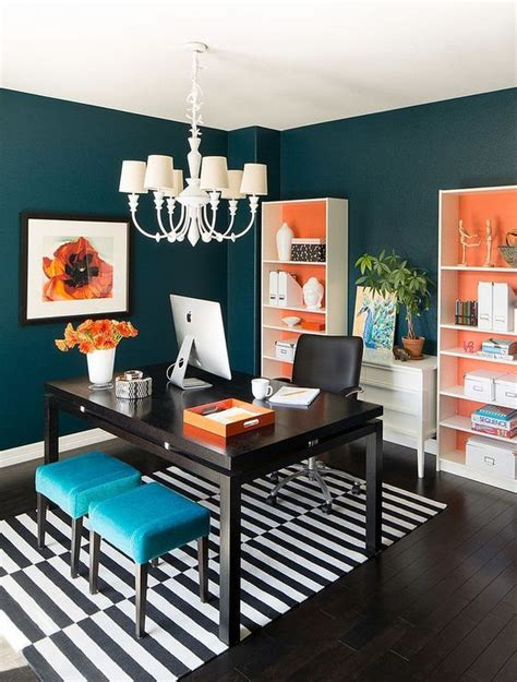 13 inspiring home office paint color ideas home