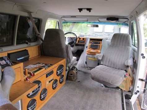 custom van interiors maple dash custom van interiors