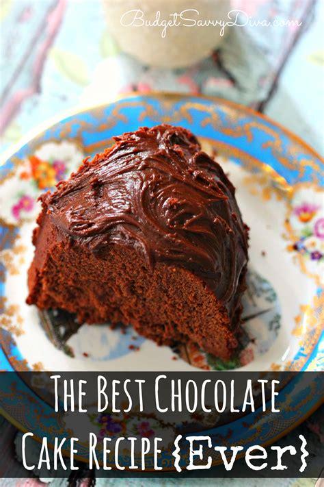 chocolate cake recipe marie recipe budget savvy diva