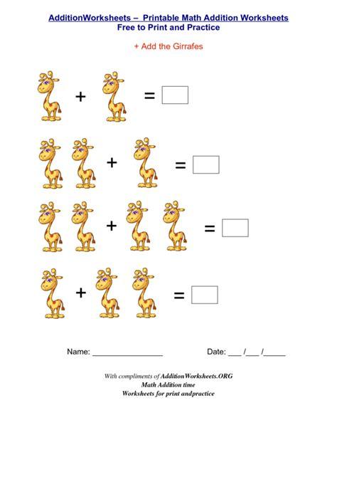 coloring pages addition subtraction worksheets kindergarten preschool adding