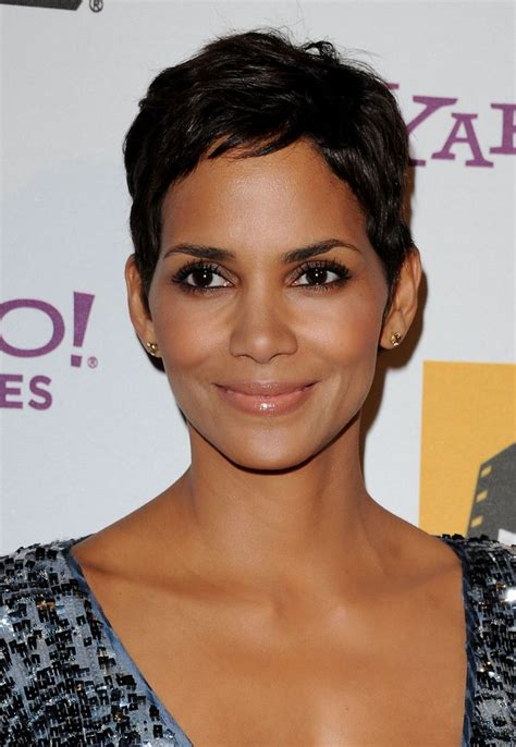 pictures short hairstyles black hair