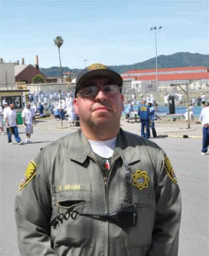 correctional officer saves inmate life san quentin news