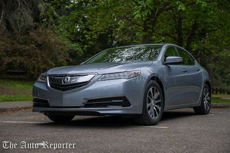 2016 acura tlx 4 cylinder