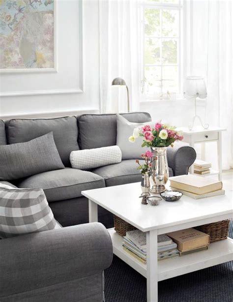 love gray ikea living room home decor