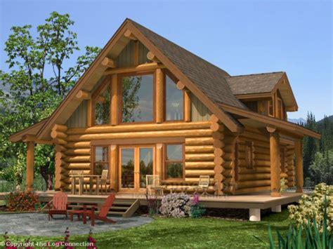 small log home loft log home plans prices