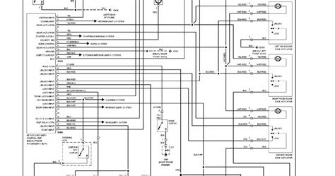 1997 honda accord anti theft circuit se system