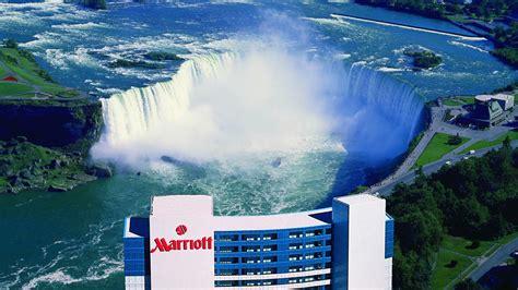 niagara falls ontario hotels niagara falls marriott fallsview