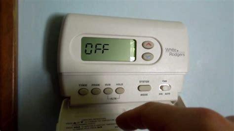 wiring diagram lennex m30 thermostat