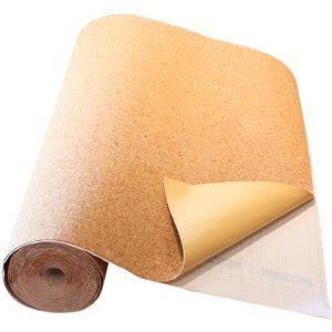 natural cork board textured vinyl wrap underlayer contact