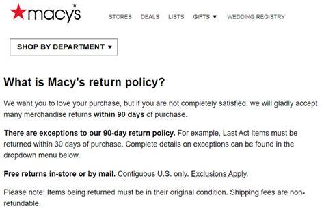 return merchandise receipt newspogo