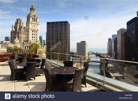 view trump tower hotel chicago illinois united states
