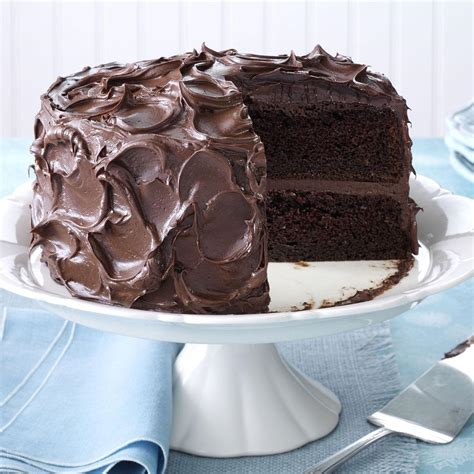 Home Mama Chocolate Cake Recipe Taste Home