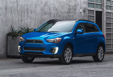 2015 mitsubishi outlander sport review ratings specs prices