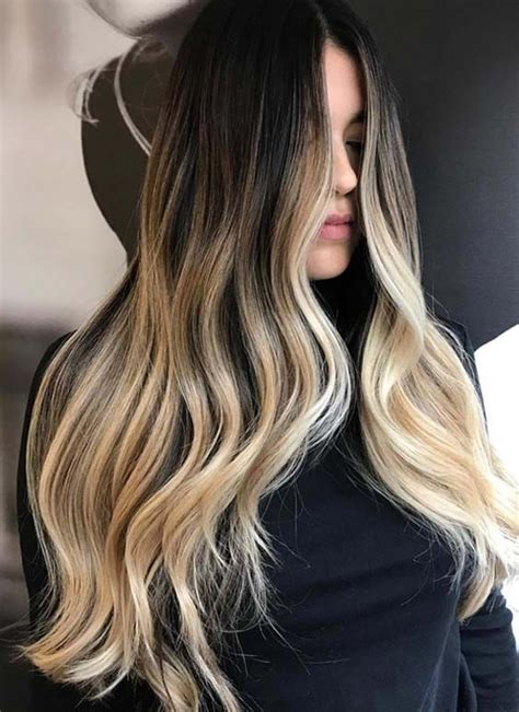 ombre easy hair color ideas achieve ladies special