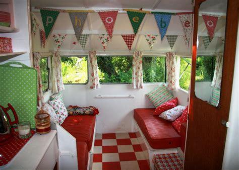 cool caravan constance interior 1956 sprite 14 vintage