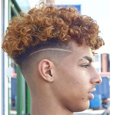15 curly hair haircuts hairstyles men