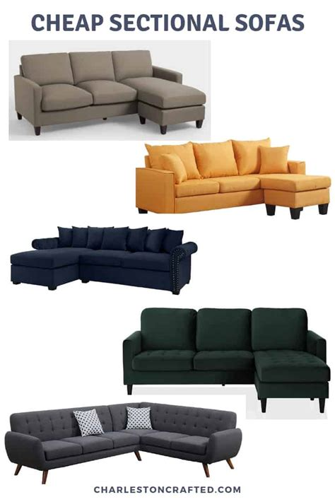 cheap sectional sofas internet 2020