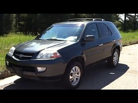 2003 acura mdx read owner expert reviews prices