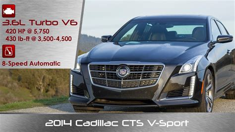 2014 2015 cadillac cts sport review road test
