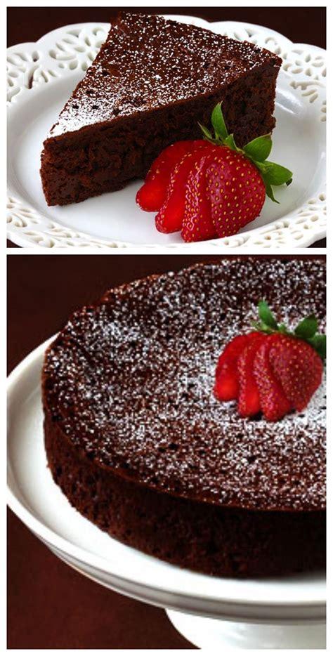 3 ingredient flourless chocolate cake recipe flourless chocolate