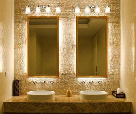 Fancy Bathroom Mirrors