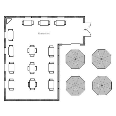 ready sle floor plan drawings templates easy blue