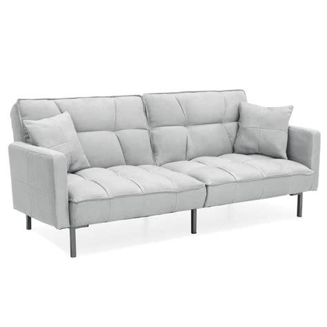 choice products convertible futon sofa cheap couches popsugar