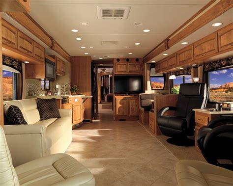 Amazing Motorhome Interior Design Youtube
