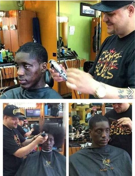 tony snell receives needed haircut chicagobulls