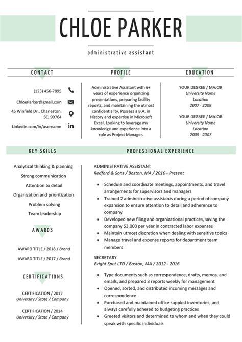 free creative resume templates downloads resume genius
