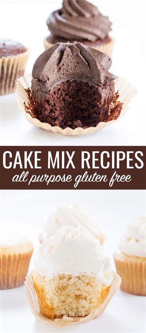 gluten free cake mixes chocolate vanilla great gluten
