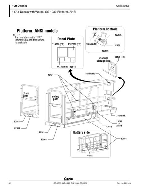 jlg scissor lift wiring diagram collection