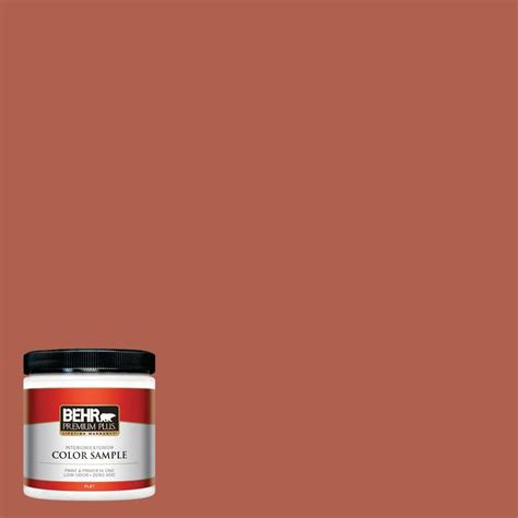 behr premium 8 oz bic 46 clay red