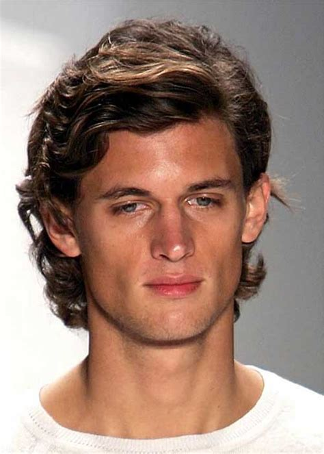 latest mens wavy hairstyles mens hairstyles haircuts