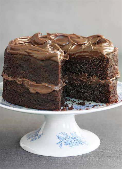 easy cake recipes simple cakes olive magazine