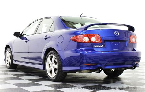 2005 mazda mazda6 4dr sport sedan automatic eimports4less